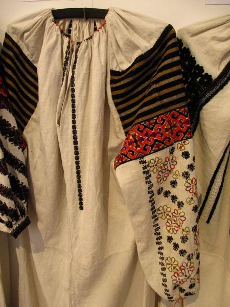 Буковинская вышивка