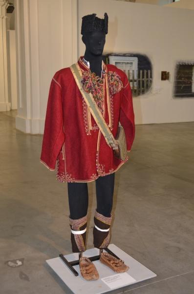 Закарпатский мужской костюм