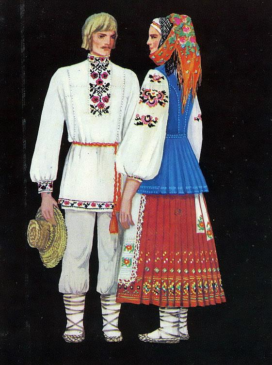 Український національний одяг 89538dccd5ec7