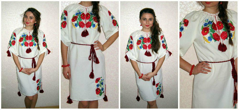 Купить вышиванки платья цены