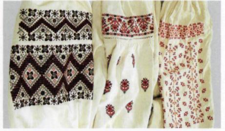 Подольская вышивка