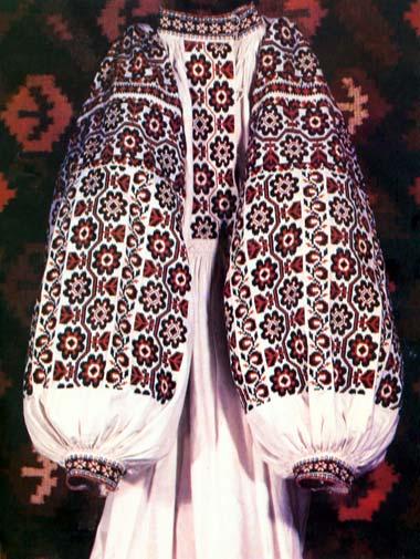 Киевская вышивка