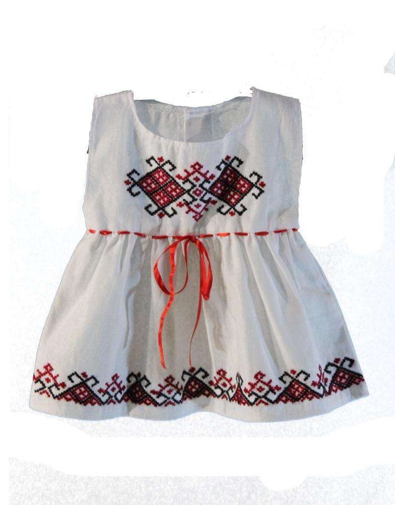Купить Вышиванку Платье Для Девочки