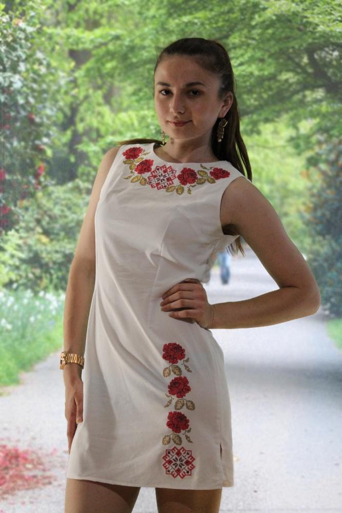 Купить Платье Вышиванку